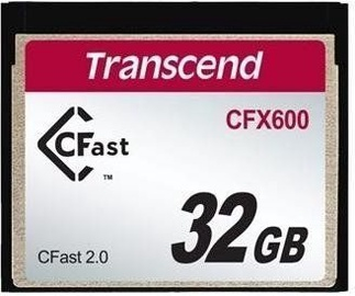 Transcend CompactFlash CFX600 32GB