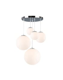 LAMPA GRIESTU BALLA 1581-5 5X60W E27 (GLOBO)