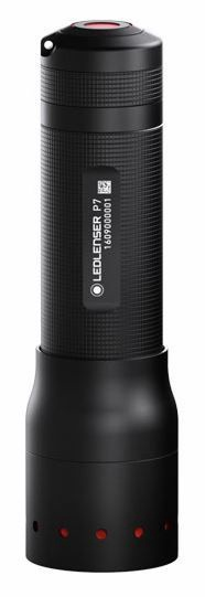 Ledlenser Flashlight P7 320lm Black