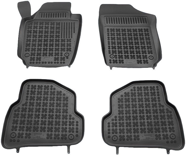 REZAW-PLAST VW Polo V 2009 Rubber Floor Mats
