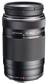 Olympus 75-300mm F4.8-6.7 II M.Zuiko Digital ED Black