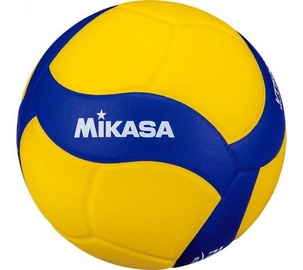 Mikasa VT500W Volleyball Yellow/Blue