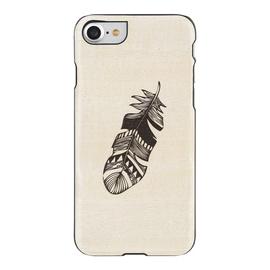 Чехол Man&Wood Indian, черный/многоцветный