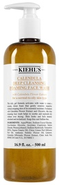 Kiehls Calendula Deep Cleansing Foaming Face Wash 500ml