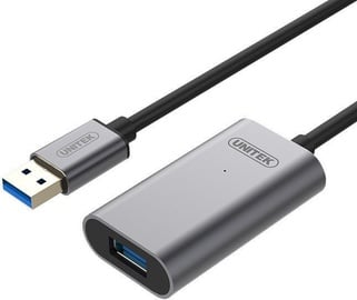 Unitek Y-3005 Cable USB 3.0 Active Extension 10m Black