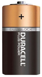 Duracell Plus Power D Alkaline Battery 4pcs
