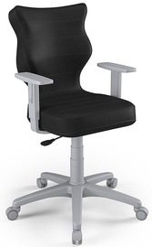 Entelo Office Chair Duo Grey/Black Size 6 VE01
