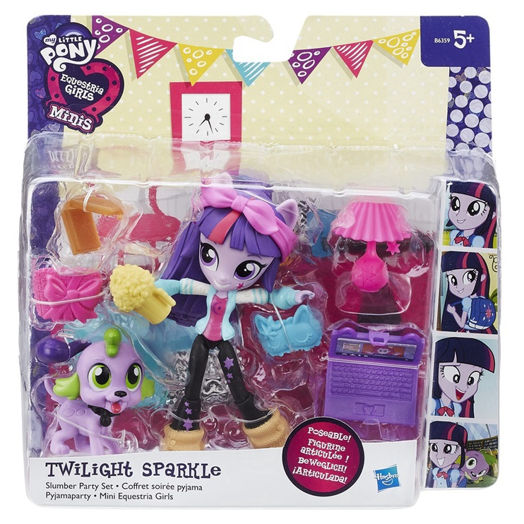 Nukk My Little Pony Equestria Girls Twilight Sparkle