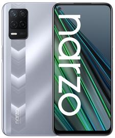 Мобильный телефон Realme Narzo 30 5G, серебристый, 4GB/128GB