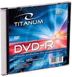 Titanum DVD-R 4.7GB 8x 200pcs 1073