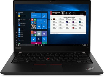 "Nešiojamas kompiuteris Lenovo ThinkPad P14s Gen 1 20Y10007MH PL AMD Ryzen 7, 16GB/512GB, 14"""