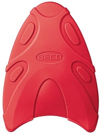 Beco Hydrodynamic Kickboard Red