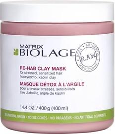 Matrix Biolage Raw Re Hab Clay Mask 400ml