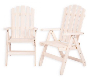 Folkland Timber Folding Chair Canada White
