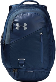 Under Armour Hustle 4.0 Backpack 1342651-408 Blue