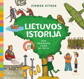 Knyga Lietuvos istorija