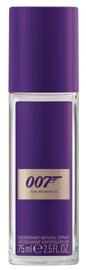James Bond 007 For Women III Deodorant Spray 75ml