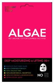 BeautyFace Intelligent Skin Therapy Moisturizing & Firming Compress Mask Marine Algae 1pc