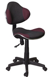 Signal Meble Q-G2 Office Chair Purple/Black