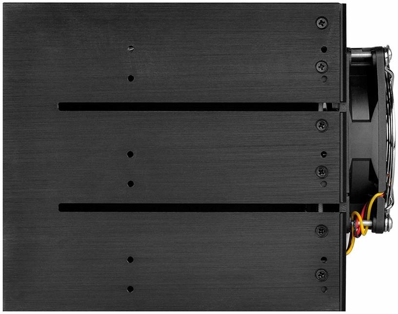 "SilverStone FS212 12x2.5"" Front Panel Storage SST-FS212B"