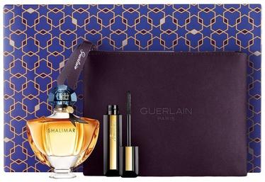 Guerlain Shalimar 50ml EDP + 8.5ml Mascara Maxi Lash So Volume + Bag