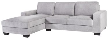 Home4you Corner Sofa Kendra Left Light Grey
