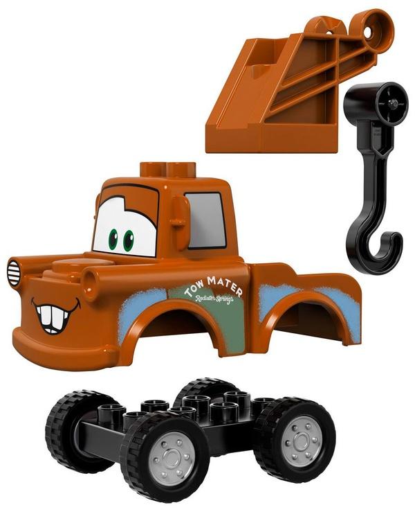 Конструктор LEGO Duplo Mater´s Shed 10856, 23 шт.