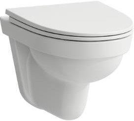 Sienas tualete Laufen Kompas Rimless, 360x500 mm