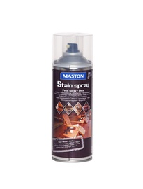 AEROSOLS WOOD STAIN MELNS 400ML (MASTON)