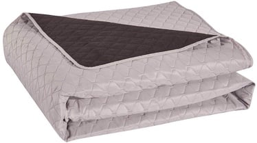 DecoKing Axel Bedcover Silver/Black 260x280