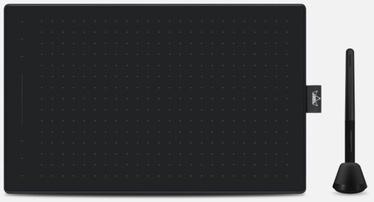 Графический планшет Huion Inspiroy RTP-700, 345.6 мм x 214.8 мм x 8.5 мм, черный
