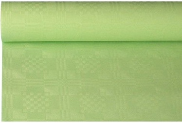 Pap Star Tablecloth 8 x 1.2m Green