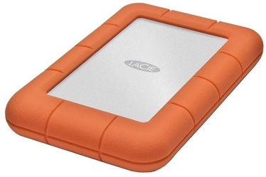 "LaCie 2.5"" Rugged 5TB USB-C"