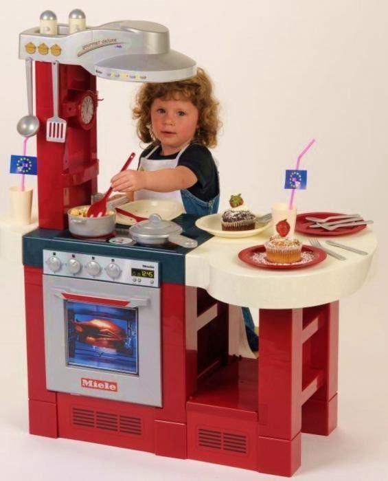 Klein Miele Kitchen Gourmet Deluxe Set 9156