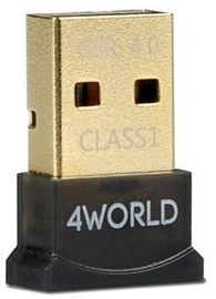 4World Bluetooth Micro Adapter USB 2.0 Class 1 Version 4.0