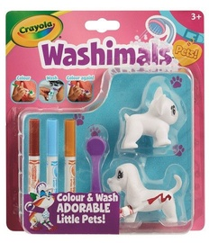 Crayola Washimals Blister Pack Dogs 7252