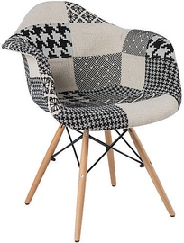 Signal Meble Denis B Patchwork Chair