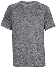 Under Armour Tech 2.0 Short Sleeve Shirt 1326413-002 Grey L