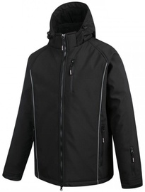 Pesso SoftShell Winter Jacket Otava Black XL