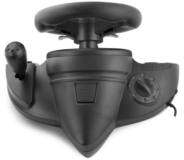 Esperanza Nitro Steering Wheel Black