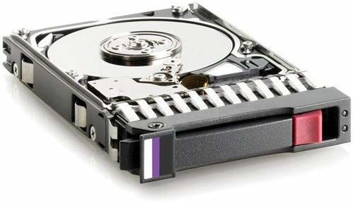 HP MDL HDD 1TB 6G SAS 7.2K 2.5''