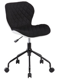 Biroja krēsls Signal Meble Rino Black