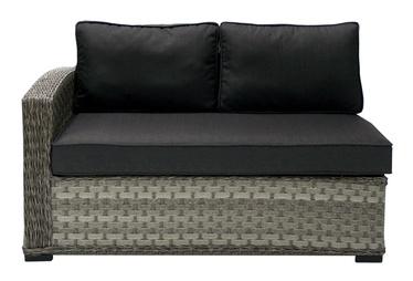 Home4You Module Sofa Geneva Left Armrest Grey