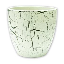 SN Ceramic Flower Pot VDN-12 Ø40cm White