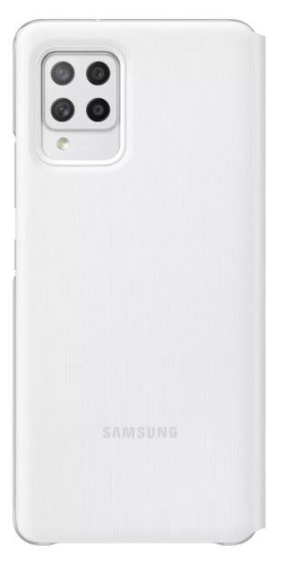 Samsung Smart S View Cover For Samsung Galaxy A42 5G White