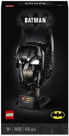 Конструктор LEGO Super Heroes Маска Бэтмена 76182, 410 шт.