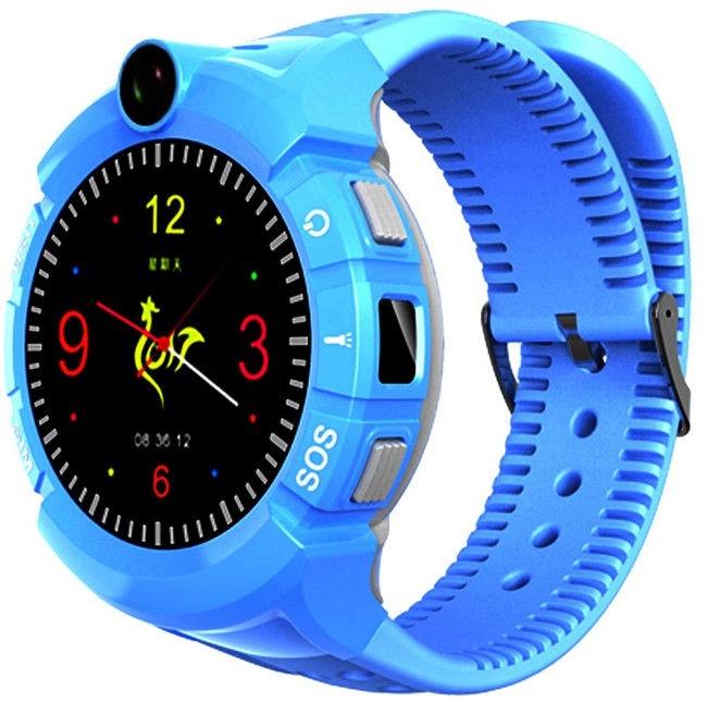 ART Watch Phone Kids GPS Blue