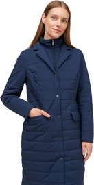Audimas Coat With Thermore Insulation Navy Blue S