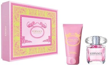 Набор для женщин Versace Bright Crystal 30 ml EDT + 50 ml Body Lotion 2019