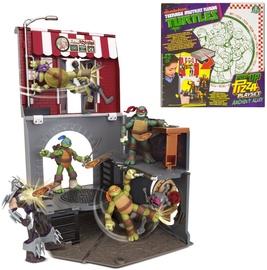 Teenage Mutant Ninja Turtles Anchovy Alley